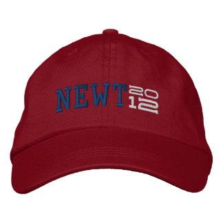 Newt Gingrich Twenty Twelve 2012 Embroidered Baseball Cap