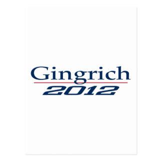 Newt Gingrich (v100) Postcard