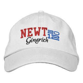 Newt Gingrich veinte doce 2012 Gorra De Beisbol