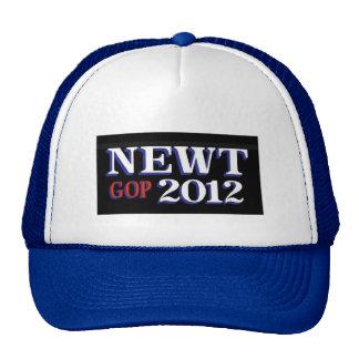 Newt GOP 2012 Trucker Hat