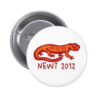 Newt Newt 2012 2 Inch Round Button