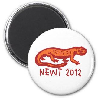 Newt Newt 2012 Fridge Magnets