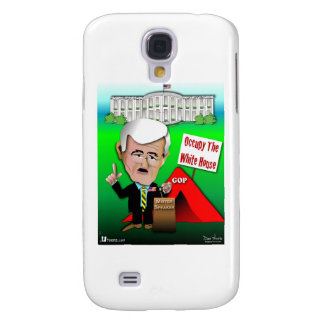Newt Occupy White House Galaxy S4 Case