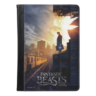 Newt Scamander in Destroyed Building iPad Air Case