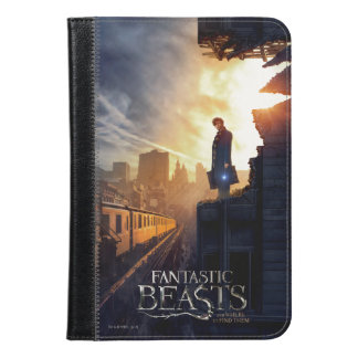 Newt Scamander in Destroyed Building iPad Mini Case