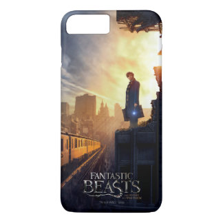 Newt Scamander in Destroyed Building iPhone 7 Plus Case