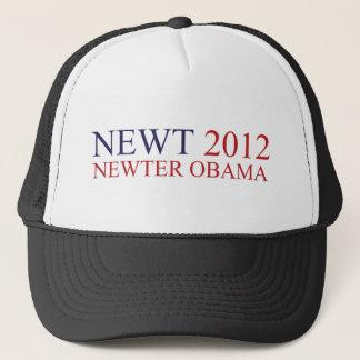 Newter Obama Trucker Hat