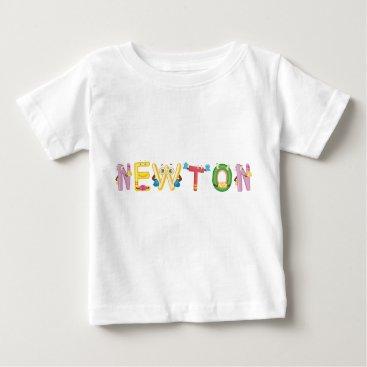 Beach Themed Newton Baby T-Shirt