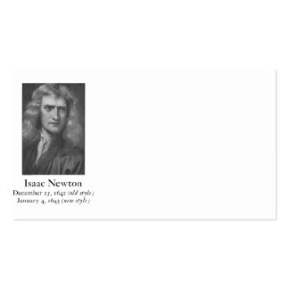 Newton Business Cards