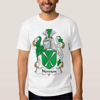 Newton Family Crest T-shirts