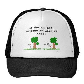 Newton Mesh Hat