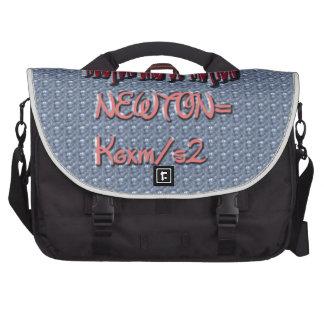 Newton Law of Motion Sweet Pattern Commuter Bag