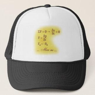 Newton Laws of Motion Trucker Hat