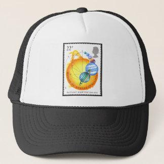Newton Motion Bodies in Ellipses Trucker Hat