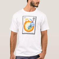 Newton Orbits Kids Clothes T-Shirt