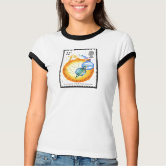 Newton Orbits Ladies Clothes T-Shirt