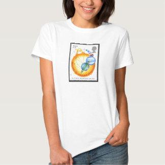 Newton Orbits Ladies Clothes T Shirt