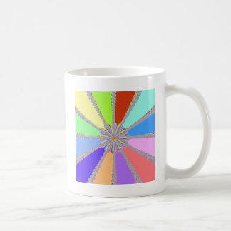 Newton Raphson Fractal Coffee Mug