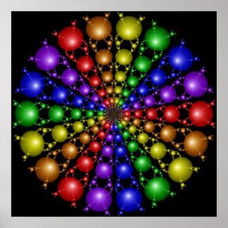 Newton s Rainbow Poster