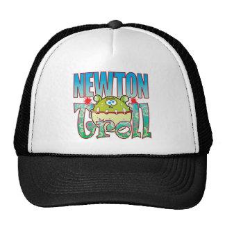 Newton Troll Trucker Hat