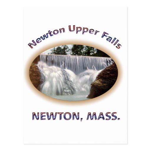 Newton Upper Falls Post Cards