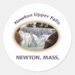 Newton Upper Falls Stickers