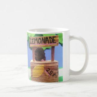 Newton Wants to Sell Some Lemonade Coffee Mug
