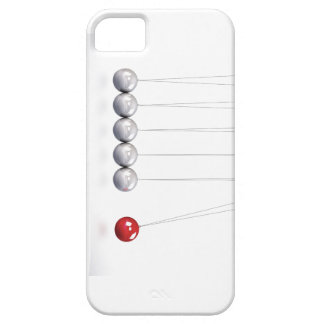 Newtons Balls - Phisics case iPhone 5 Covers
