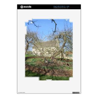 Newton's Tree at Woolthorpe Manor iPad 2 Decal
