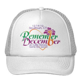 Newtown School Memorial Hat