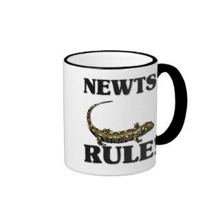 NEWTS Rule! Ringer Mug