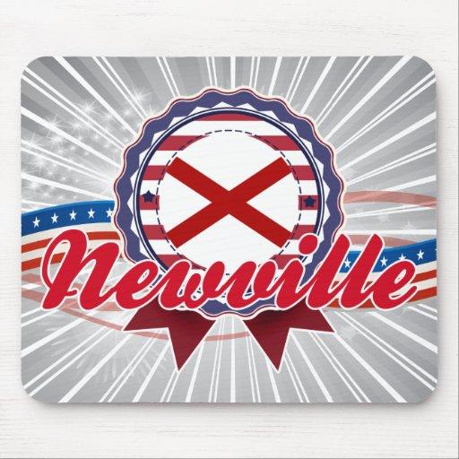 Newville, AL Tapete De Ratón