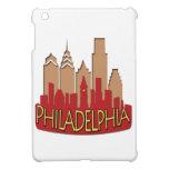 Newwave del horizonte de Philly caliente iPad Mini Cárcasa