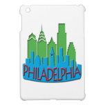 Newwave del horizonte de Philly primario iPad Mini Protectores