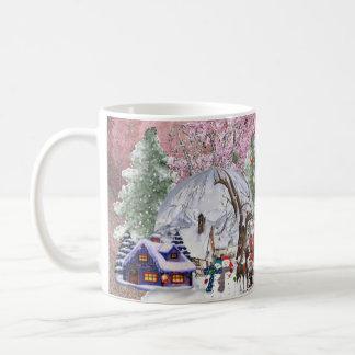 newyear&x-merry coffee mug