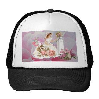 newyear&x-merry trucker hat