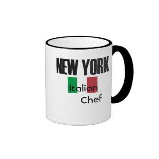 NewYork Italian Chef Coffee Mug