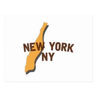 Newyork NY Postcard