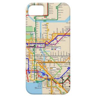 Newyork subway Case-Mate iPhone 5 Case