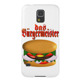 nexo del das Burgermeister Samsung Funda Para Galaxy S5