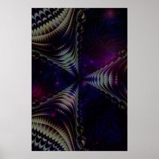 Nexo galáctico impresiones
