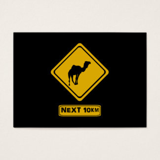 next 10 km camels business card