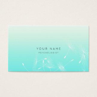 Next Appointment Card Dandelion Ocean Therapist