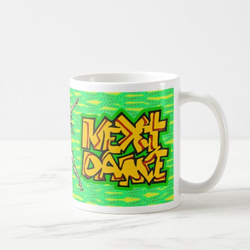 Next Dance Classic White Coffee Mug