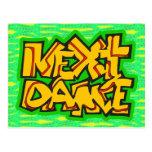 Next Dance Postcard