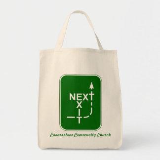 Next Exit Cornerstone Bag
