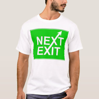 NEXT EXIT ROCKS! T-Shirt