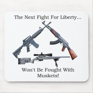 Next Fight For Freedom Mouse Pad