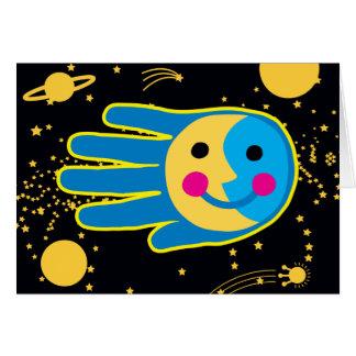 Next Full Moon Greeting Card