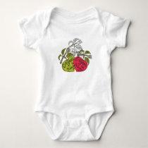 Next Generation Vegans Baby Bodysuit